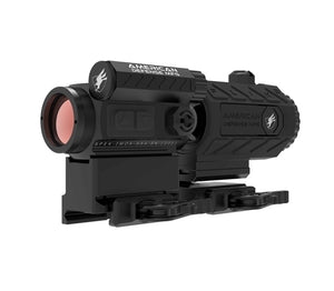 Duo 3 Package (Spek Red Dot w/FLIK 3 Magnifier)