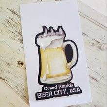 Load image into Gallery viewer, Beer City Decal