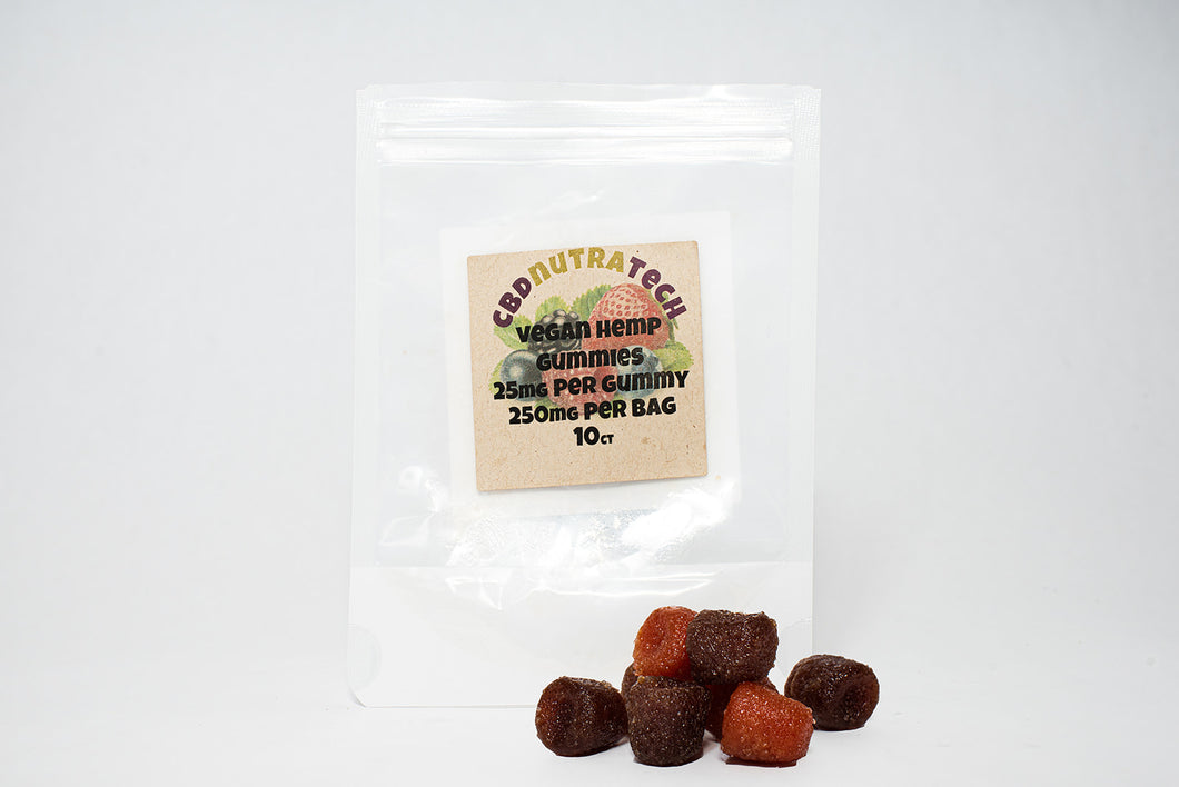 HEMP VEGAN GUMMY DROP