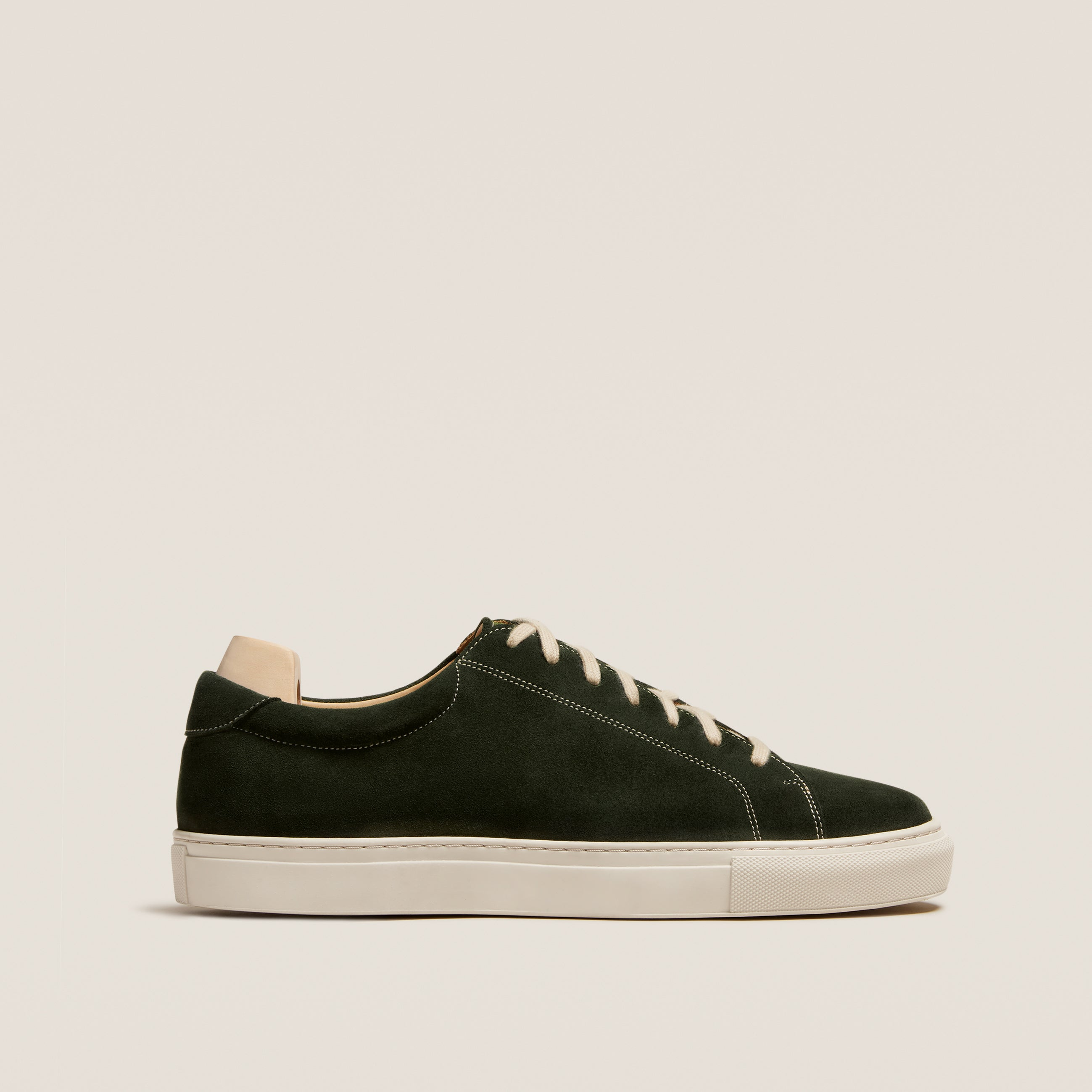 Yxlö Dark Green Suede