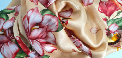 The Beautiful Benefits of Silk