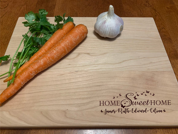 Personalized Cutting Board