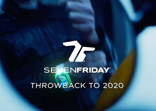 SEVENFRIDAY THROWBACK 2020
