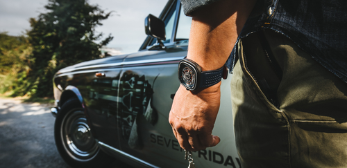 SEVENFRIDAY ROADTRIP