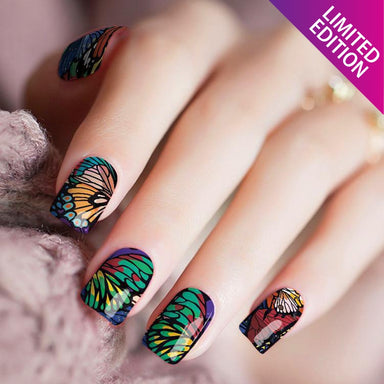 Butter Super Fly - Nail Polish Strips