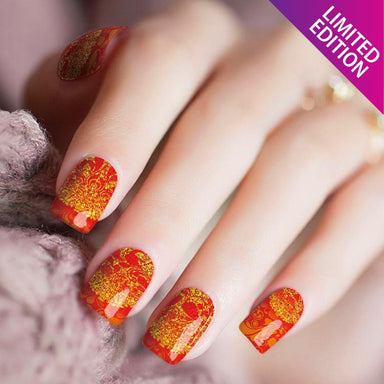 Here Comes The Sun King - Nail Polish Strips