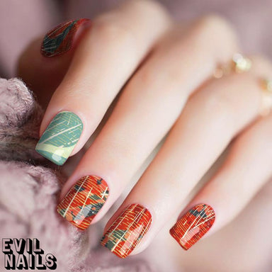 Merry And Bright - Nail Polish Strips