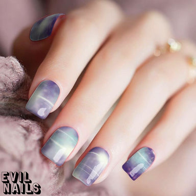 Pulse Wave - Nail Polish Strips