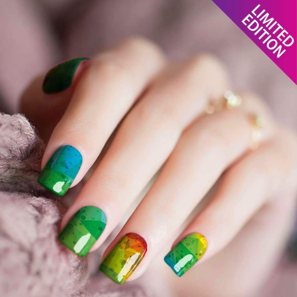 Splash Of Pride - Nail Polish Strips