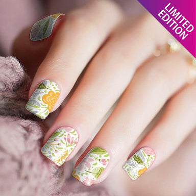 Spring In The Step - Nail Polish Strips