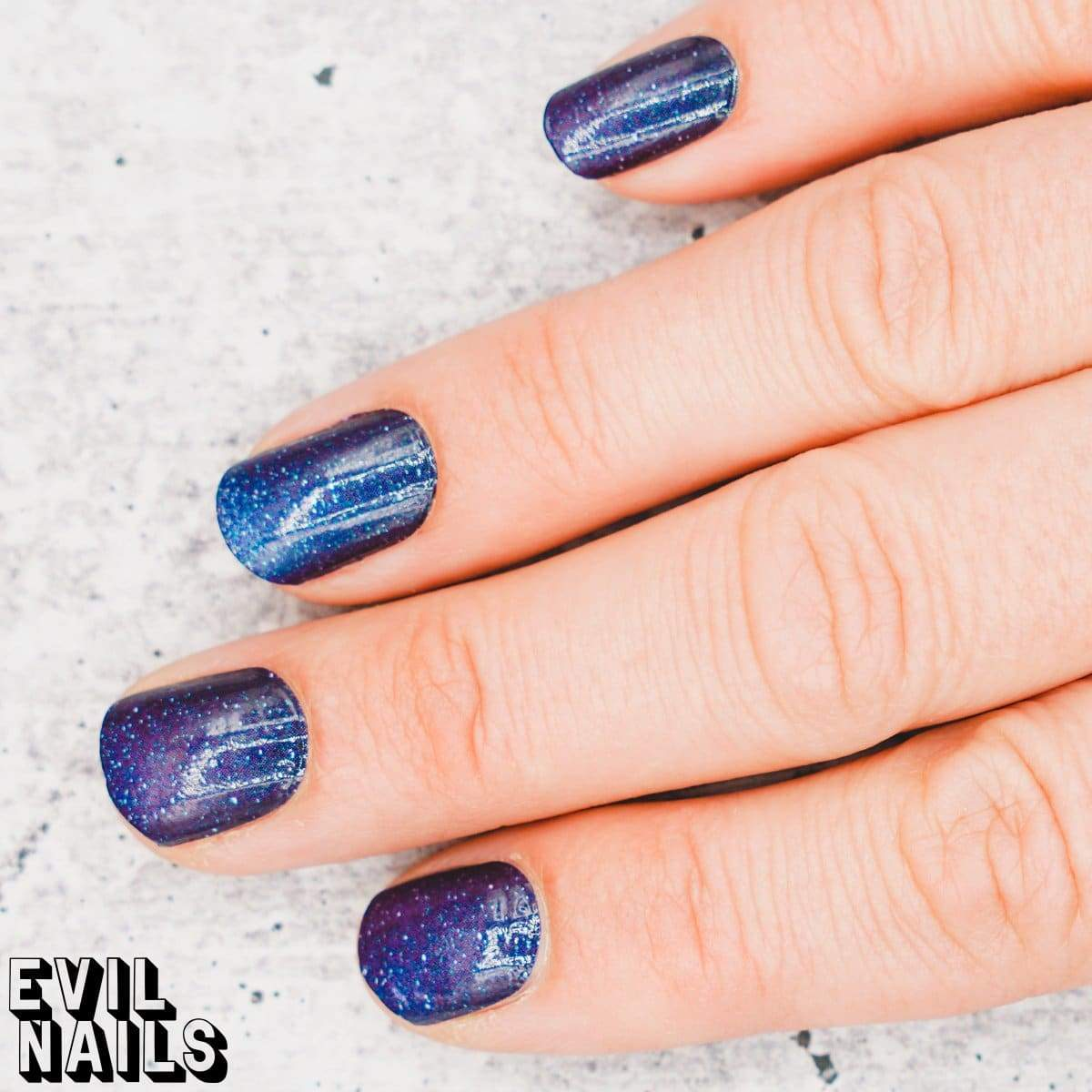 Starry Night - Nail Polish Strips
