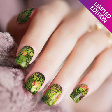 Terrarium Time - Nail Polish Strips