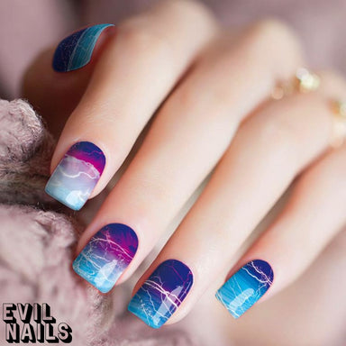 Thunderstruck - Nail Polish Strips