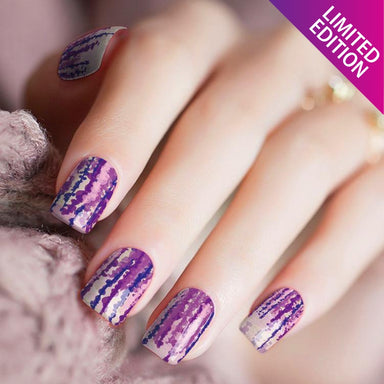 What The Wisteria - Nail Polish Strips