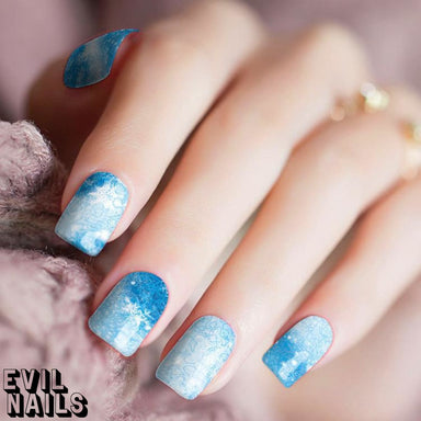 Winter Is Coming - Nail Polish Strips