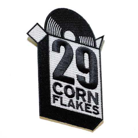 29 Cornflakes Patch - meaniemart, pins, patches