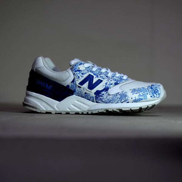 Hypnopompic 2.0 Sole Superior NB999 Blue Porcelain - meaniemart, pins, patches