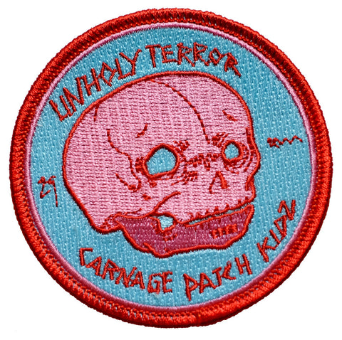 Carnage Patch Kid Patch - meaniemart, pins, patches