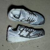 Hypnopompic 2.0 Sole Superior NB999 Black Wolf Grey - meaniemart, pins, patches