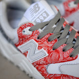 Hypnopompic 2.0 Sole Superior NB999 Red - meaniemart, pins, patches
