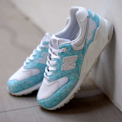 Hypnopompic 2.0 Sole Superior NB999 Tiffany - meaniemart, pins, patches
