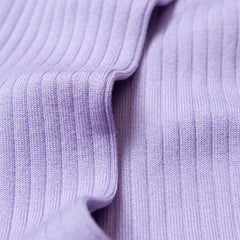 Axel - Cotton Socks - Lavender Purple