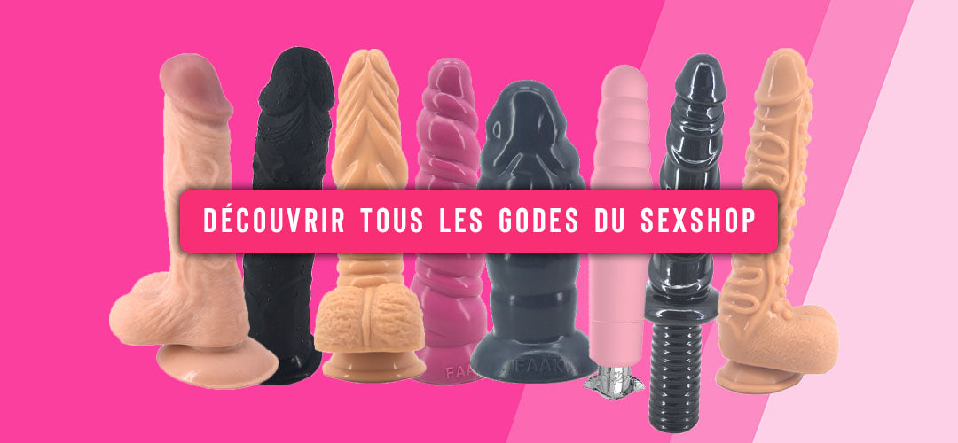 Collection de Gode XXL