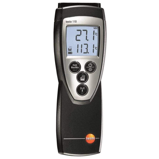 Testo 110 : Digital Thermometer - anaum.sa