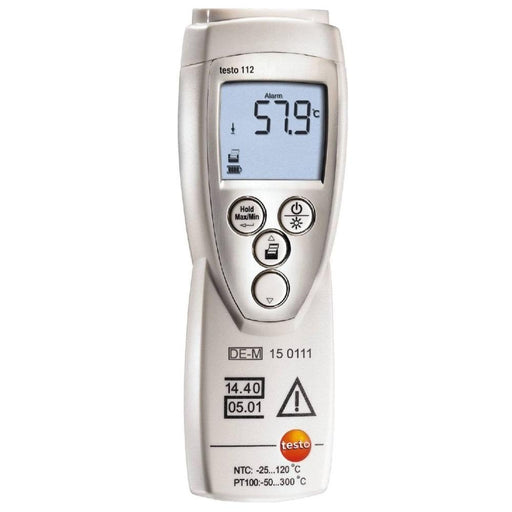 Testo 112 : High Accuracy Digital Thermometer - anaum.sa
