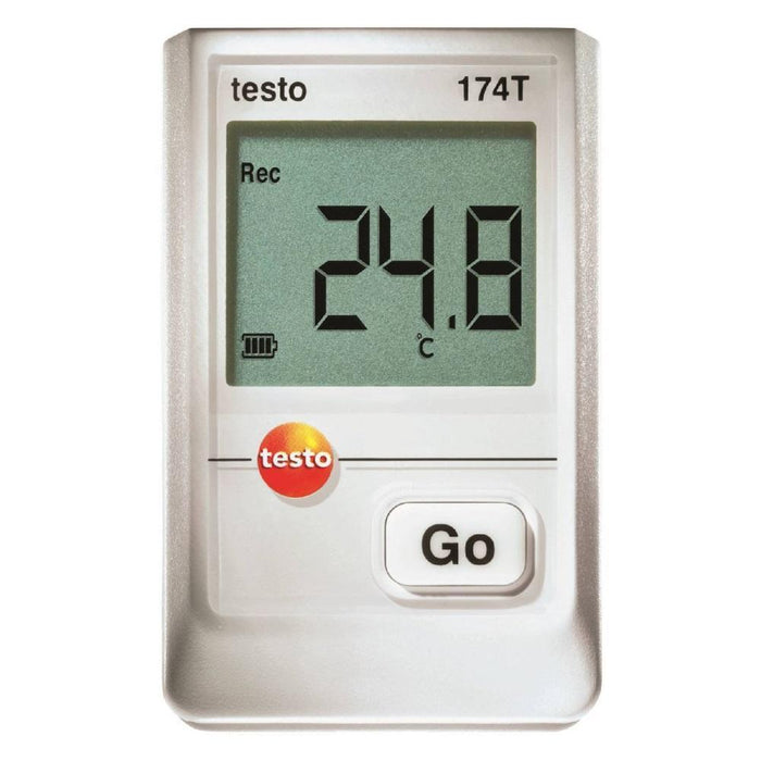 Testo 174T : Mini Temperature Data Logger - anaum.sa