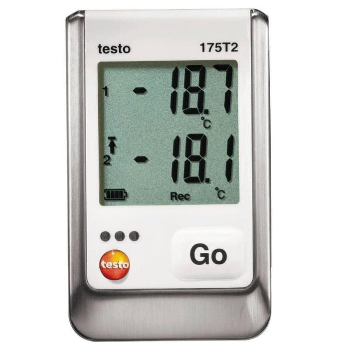 Testo 175-T2 : Temperature Data Logger - anaum.sa