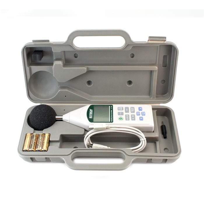 Extech 407780A: Integrating Sound Level Datalogger with USB - anaum.sa