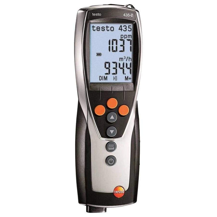 Testo 435-2 - Indoor Air Quality Meter - anaum.sa