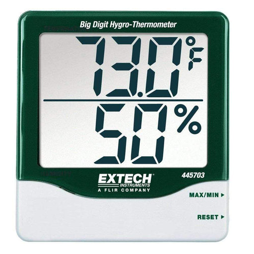 Extech 445703: Big Digit Hygro-Thermometer - anaum.sa