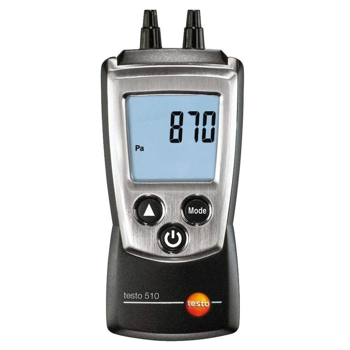 Testo 510 : Digital Manometer - anaum.sa