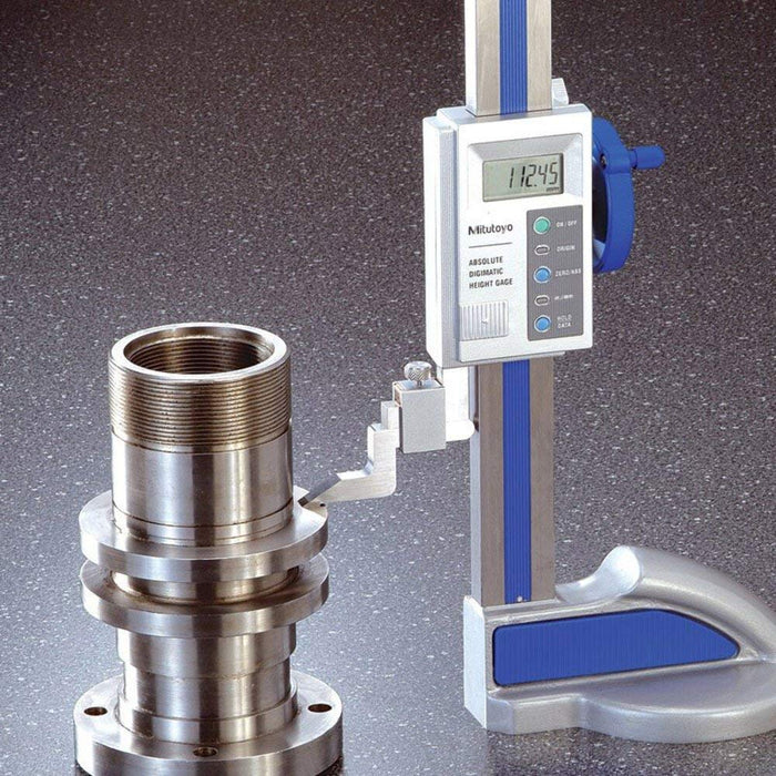 "Mitutoyo 570-312 : Absolute Digimatic Height Gauge, 0-12""/0-300mm - anaum.sa"