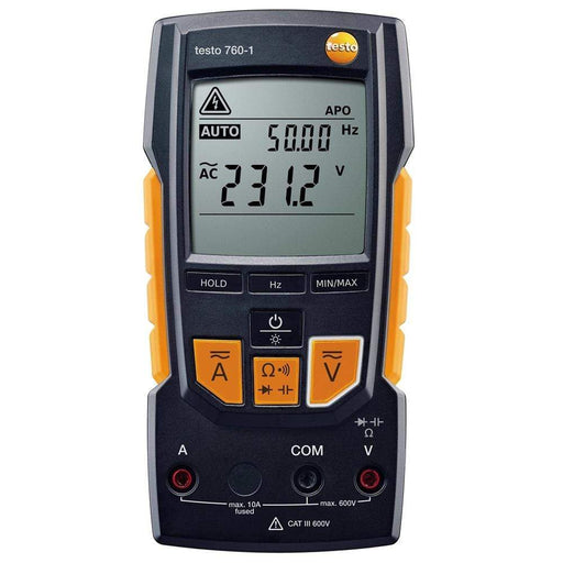 Testo 760-1 : Digital Multimeter - anaum.sa
