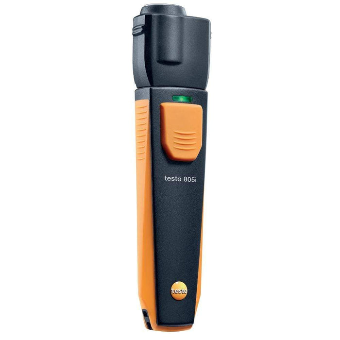 Testo 805 i : Infrared Thermometer with Smartphone Operation - anaum.sa