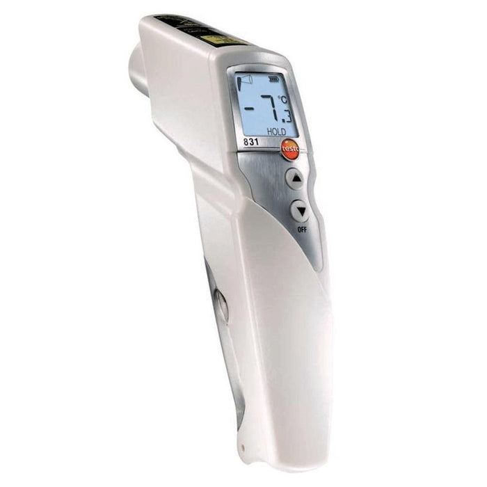 Testo 831 : Food Infrared thermometer - anaum.sa