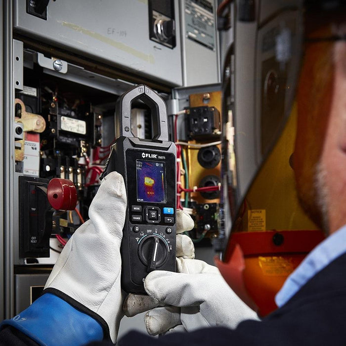 FLIR CM275 : IGM™ Clamp Meter with Datalogging (Wireless) - anaum.sa