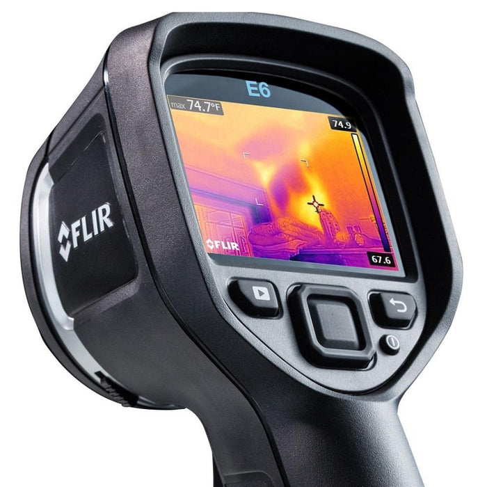 FLIR E6-XT : InfraRed Camera with Extended Temperature Range - anaum.sa