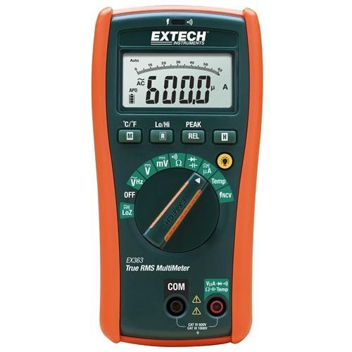 Extech EX363: 11 Function True RMS Multimeter - anaum.sa