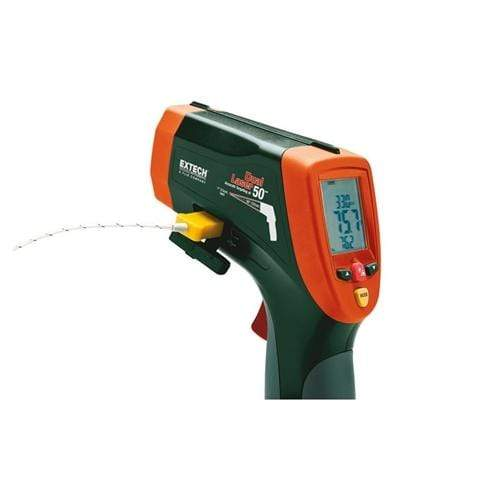 Extech 42570: Dual Laser InfraRed Thermometer - anaum.sa