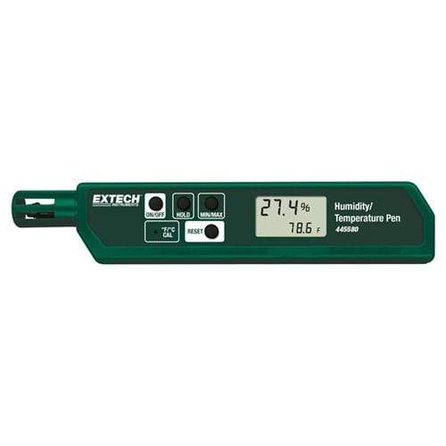 Extech 445580: Humidity/Temperature Pen - anaum.sa