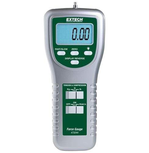 Extech 475044: High Capacity Force Gauge - anaum.sa