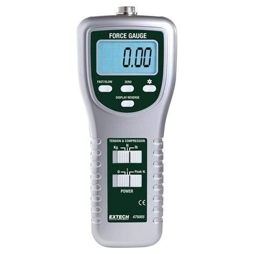 Extech 475055: High Capacity Force Gauge with PC Interface - anaum.sa