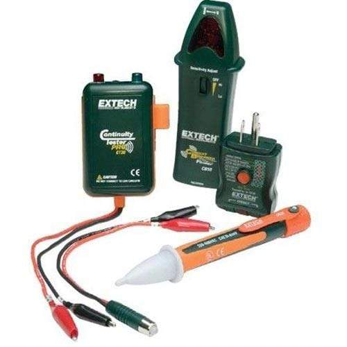 Extech CB10-KIT: Electrical Troubleshooting Kit (110V) - anaum.sa