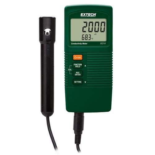 Extech EC210: Compact Conductivity/TDS Meter - anaum.sa