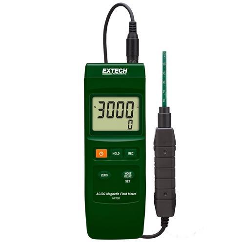 Extech MF100: AC/DC Magnetic Field Meter - anaum.sa