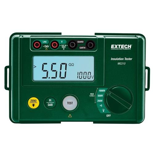 Extech MG310: Digital Insulation Tester - anaum.sa